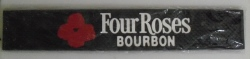 Four Roses Bourbon Bar Mat