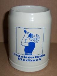 Franken Brau Riedbach Beer Stein