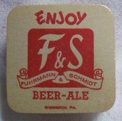 F S Ale Beer Coaster f s ale beer coaster F S Ale Beer Coaster fsbeercoasterrear