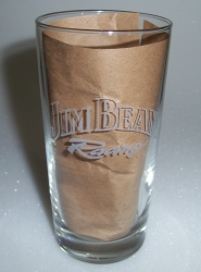 Jim Beam Whiskey Indy Racing Glass [object object] Home jimbeamracingindy500glass