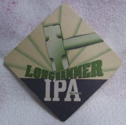 Red Hook Long Hammer IPA Coaster
