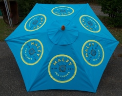 Malfy Gin Patio Umbrella