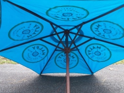 Malfy Gin Patio Umbrella malfy gin patio umbrella Malfy Gin Patio Umbrella malfyginumbrellaunder