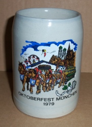 Oktoberfest Munchen Beer Stein [object object] Home oktoberfestmunchen1979stein