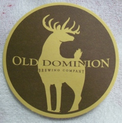 Old Dominion Beer Coaster