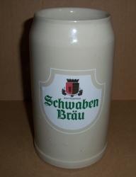 Schwaben Brau Beer Stein