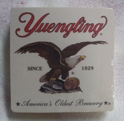 Yuengling Beer Coaster