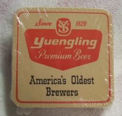 Yuengling Beer Coaster