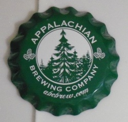 Appalachian Brewing Tin Sign