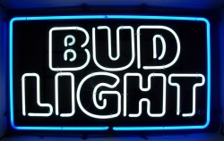 Bud Light Beer Iconic Neon Sign [object object] Home budlighticonic2016