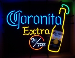 Coronita Extra Beer Neon Sign [object object] Home coronitaextra247