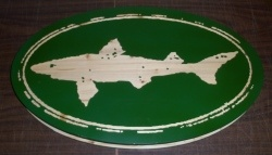 Dogfish Head Beer Sign [object object] Home dogfishheadwoodsign
