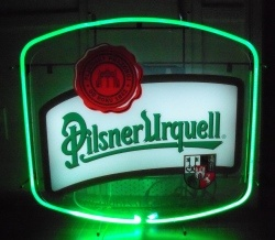 Pilsner Urquell Beer Neon Sign