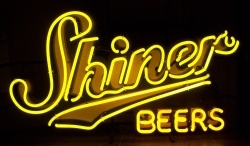 Shiner Beers Neon Sign [object object] Home shinerbeers2013