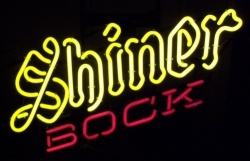 Shiner Bock Beer Neon Sign [object object] Home shinerbockslantedlogo2016