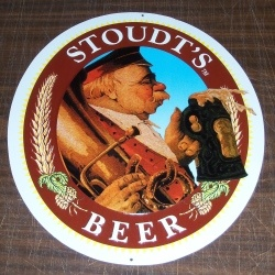 Stoudts Beer Tin Sign [object object] Home stoudtsbeertin
