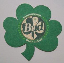 Budweiser Shamrock Coaster [object object] Home budweiserbudlightshamrock