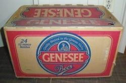 Genesee Beer Case