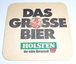 Holsten Bier Coaster