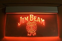 Jim Beam Whiskey Light