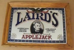 Lairds Applejack Brandy Mirror