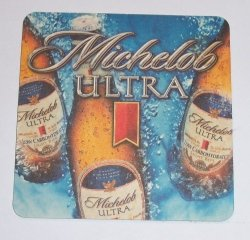Michelob Ultra Beer Coaster [object object] Home michelobultrathisisyourbeer2004