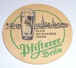 Pfisterer Brau Coaster [object object] Home pfiftererbrau