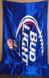 Bud Light Beer NFL Banner