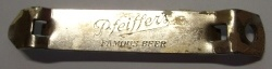 Pfeiffers Beer Opener [object object] Home pfeiffersfamousbeer