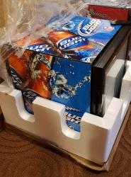 Bud Light Beer Mini Fridge bud light beer mini fridge Bud Light Beer Mini Fridge budlightnflminifridgeside