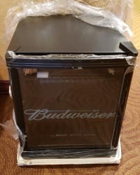 Budweiser Beer Mini Fridge