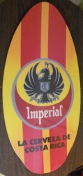 Imperial Cerveza Surfboard