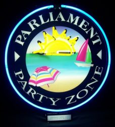 beer sign collection My Beer Sign Collection 2 – Not for sale but can be bought… parliamentpartyzone e1592046089473