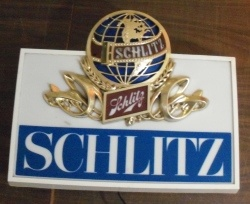 Schlitz Beer Light [object object] Home schlitzglobelight1977off