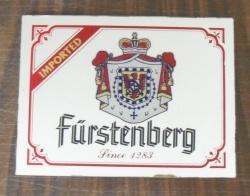 Furstenberg Beer Mirror