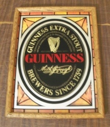 Guinness Extra Stout Mirror [object object] Home guinnessextrastoutmirrorscratch