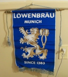 Lowenbrau Beer Sign [object object] Home lowenbraumunichbanner