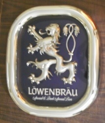 Lowenbrau Beer Sign [object object] Home lowenbrausign1982nos