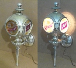 Schlitz Beer Light beer sign collection My Beer Sign Collection 2 – Not for sale but can be bought… schlitzworldlantern1972