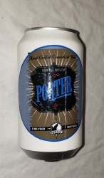 Back East Brewery Porter Tap Handle