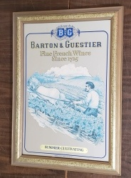 Barton Guestier Wine Mirror