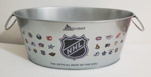 Coors Light Beer NHL Bucket coors light beer nhl bucket Coors Light Beer NHL Bucket coorsnhllongbucketrear 300x154