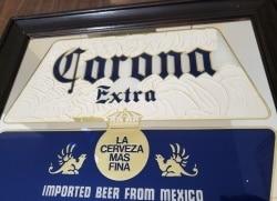 Corona Extra Beer Mirror corona extra beer mirror Corona Extra Beer Mirror coronaextramirrorscratchdentclose