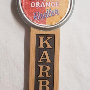 Karbach Blood Orange Radler Beer Tap Handle [object object] Home karbachbloodorangeradlertap 300x300