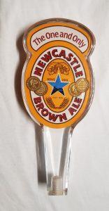 Newcastle Brown Ale Tap Handle newcastle brown ale tap handle Newcastle Brown Ale Tap Handle newcastlebrownaleacrylictap 156x300