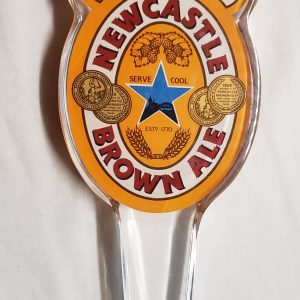 Newcastle Brown Ale Tap Handle [object object] Home newcastlebrownaleacrylictap 300x300