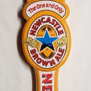 Newcastle Brown Ale Tap Handle [object object] Home newcastletallertap 300x300