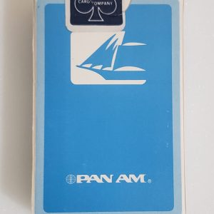 Pan Am Airlines Playing Cards [object object] Home panamplayingcardsbluebox 300x300