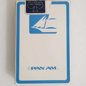 Pan Am Airlines Playing Cards [object object] Home panamplayingcardswhitebox 300x300