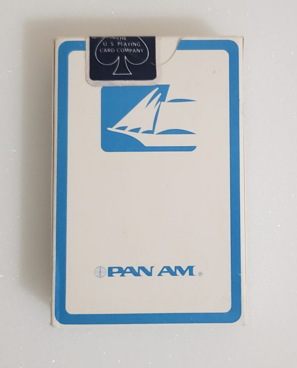 Pan Am Airlines Playing Cards